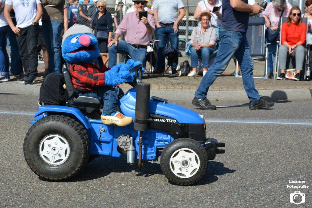 Trekker Super Grover Modeltrucks Bloemencorso